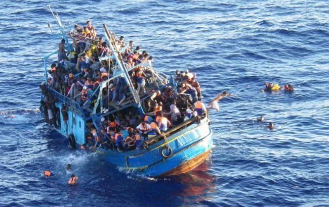 Бельгія відмовилась приймати врятованих мігрантів з Середземного моря