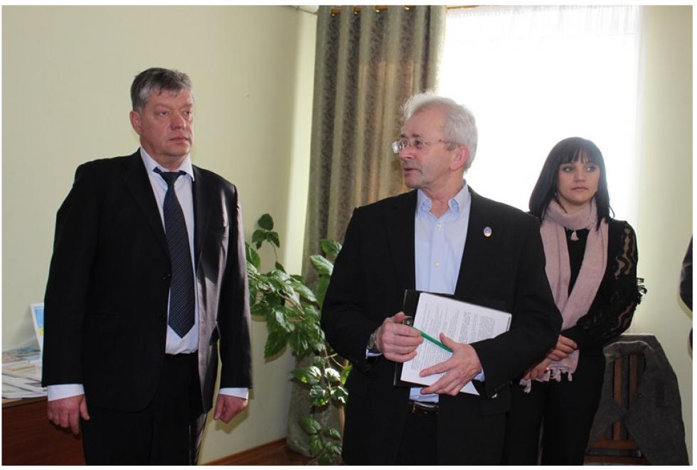 На Волині відкрили виставку до Дня Соборності України. ФОТО