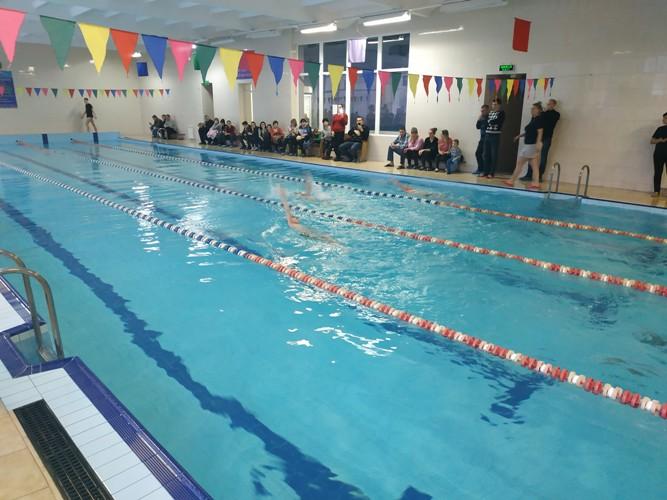 У Ковелі відбувся відкритий чемпіонат з плавання