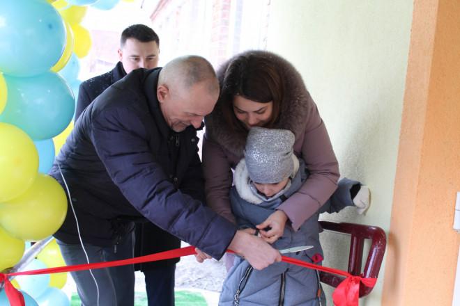 У Підгайцях відкрили інклюзивно-ресурсний центр. ФОТО