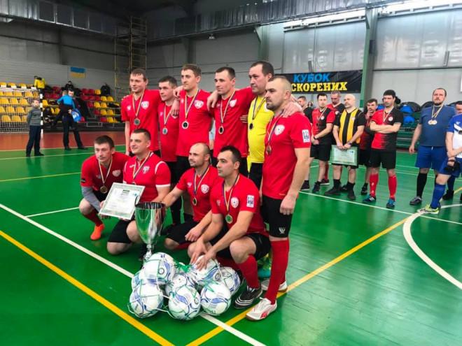Волинська команда перемогла на всеукраїнському турнірі «Кубок Нескорених»