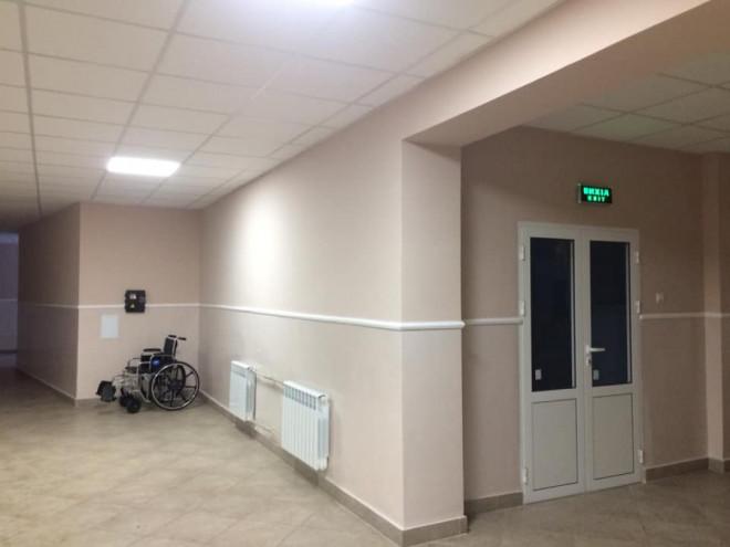 У маневицькій лікарні модернізували відділення