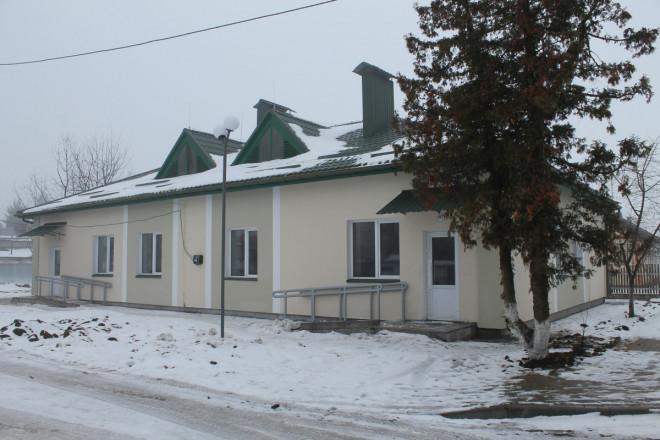 У селі Піддубці Луцького району незабаром запрацює амбулаторія