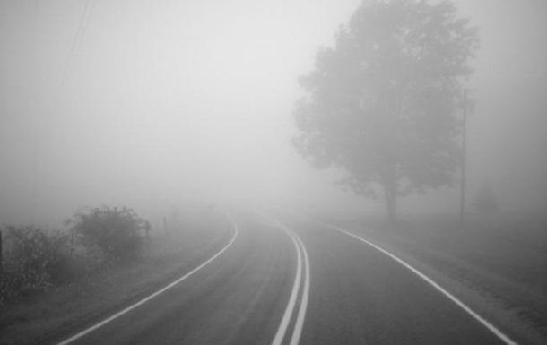 Волинян попереджають про туман