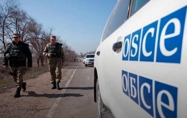 Бойовики обстріляли безпілотник ОБСЄ