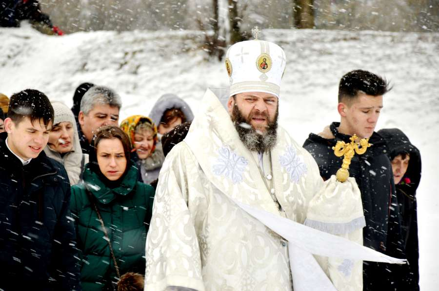 У Луцьку запрошують на святкове освячення води за участю владики Михаїла