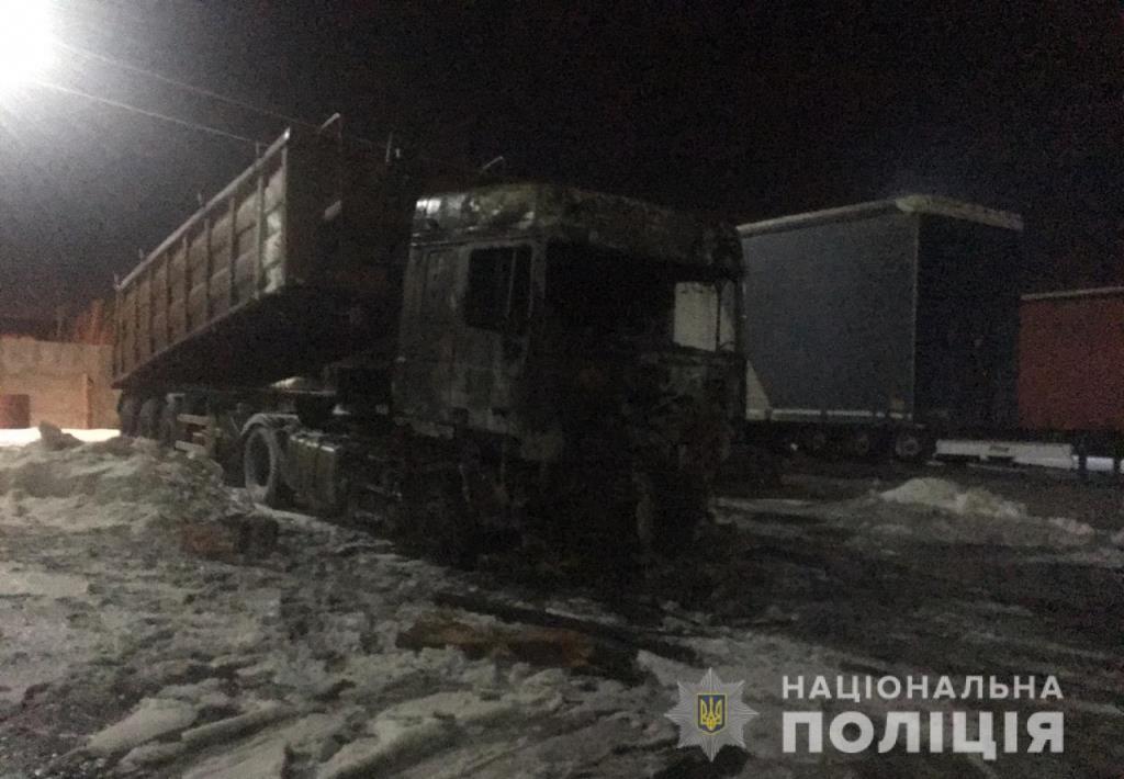 Поліція розслідує підпал майна голови ОТГ поблизу Луцька. ФОТО