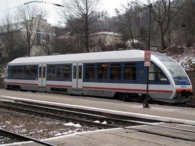 На Волинь тимчасово не ходитиме один із потягів