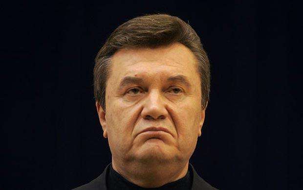 Януковича заочно засудили до 13 років в'язниці