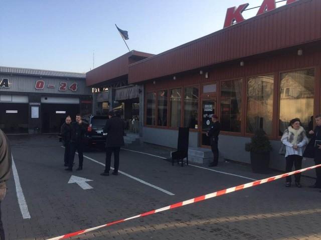 Опублікували фото підозрюваних у стрілянині на автомийці у Луцьку. ФОТО