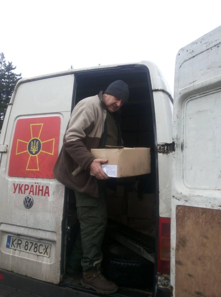 Відомий волинський волонтер збирає бійцям допомогу
