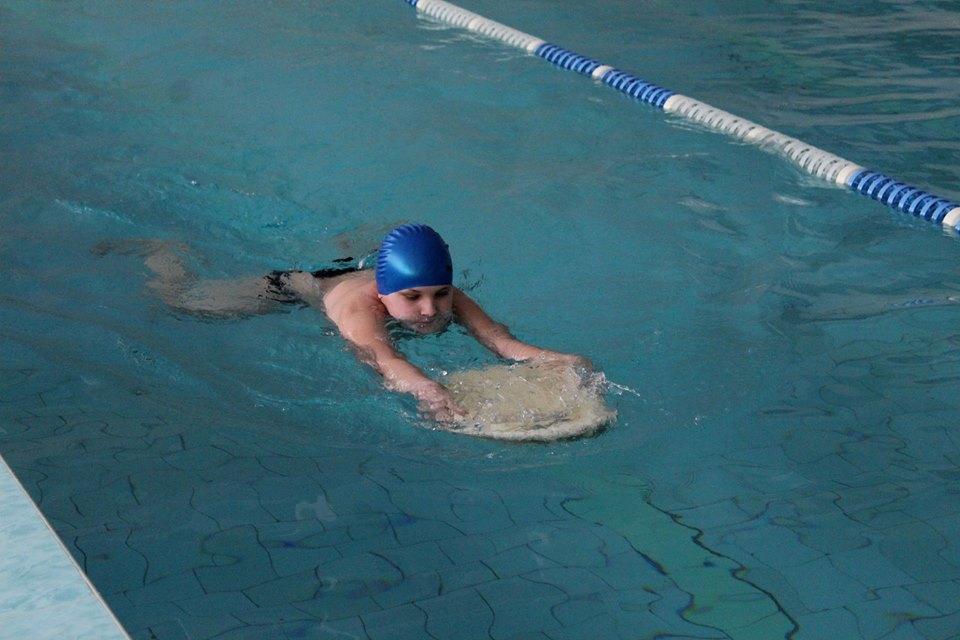 У Луцькому університеті вперше провели новорічний ранок на воді. ФОТО
