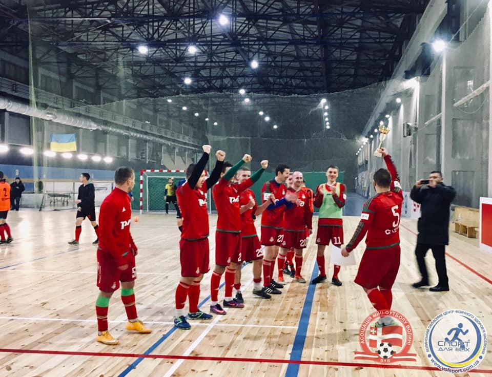 У Луцьку відбувся обласний фестиваль з міні-футболу. ФОТО