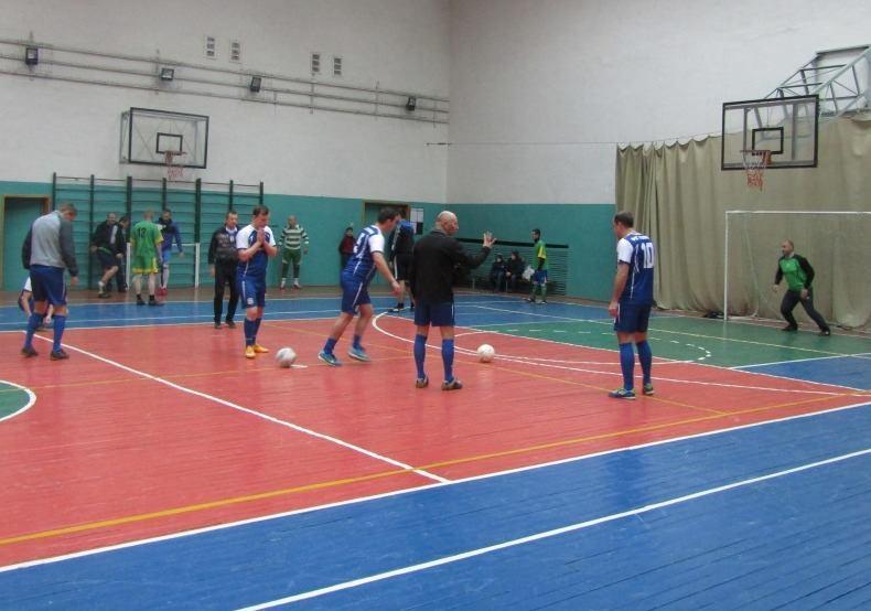 На Волині провели турнір з футзалу серед працівників сільрад. ФОТО