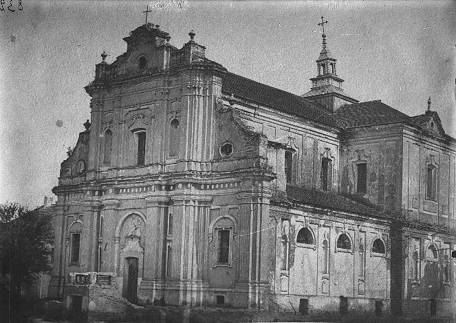 Поховання тисяч загиблих у центрі Луцька та викрадені мощі святої: що писали про місто майже 170 років тому