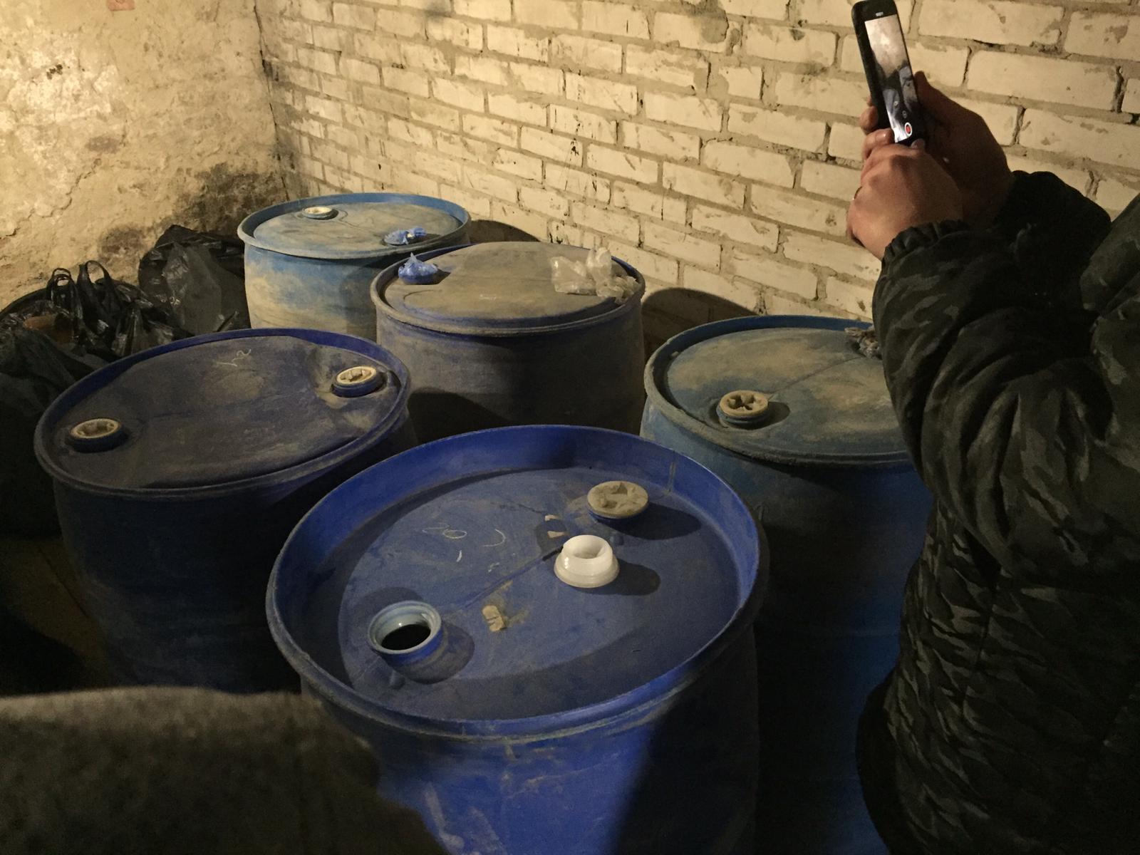 На Волині податківці вилучили шампанського та спирту на майже 800 тисяч гривень