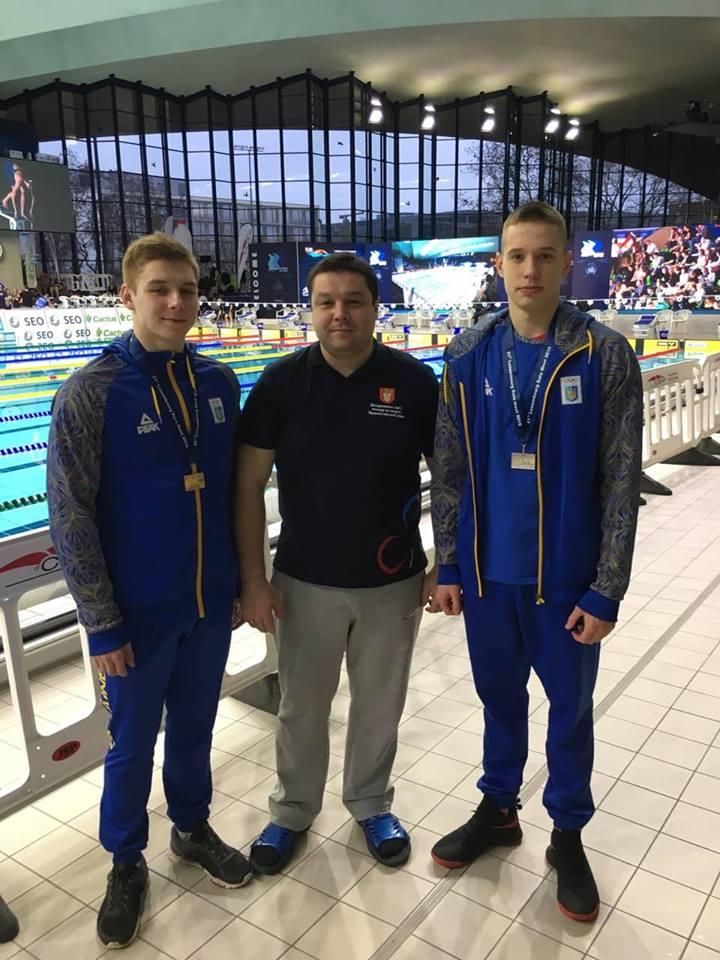 Луцькі спортсмени вже другий день поспіль завойовують медалі у Люксембурзі