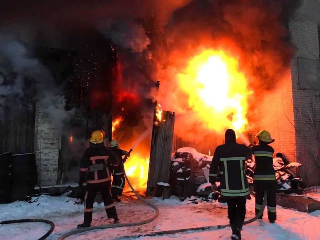 За минулу добу на Волині рятувальники ліквідували дві пожежі