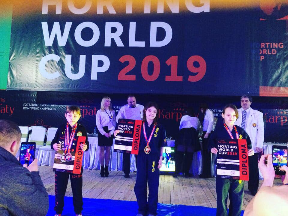 Лучанка стала чемпіонкою світу з хортингу