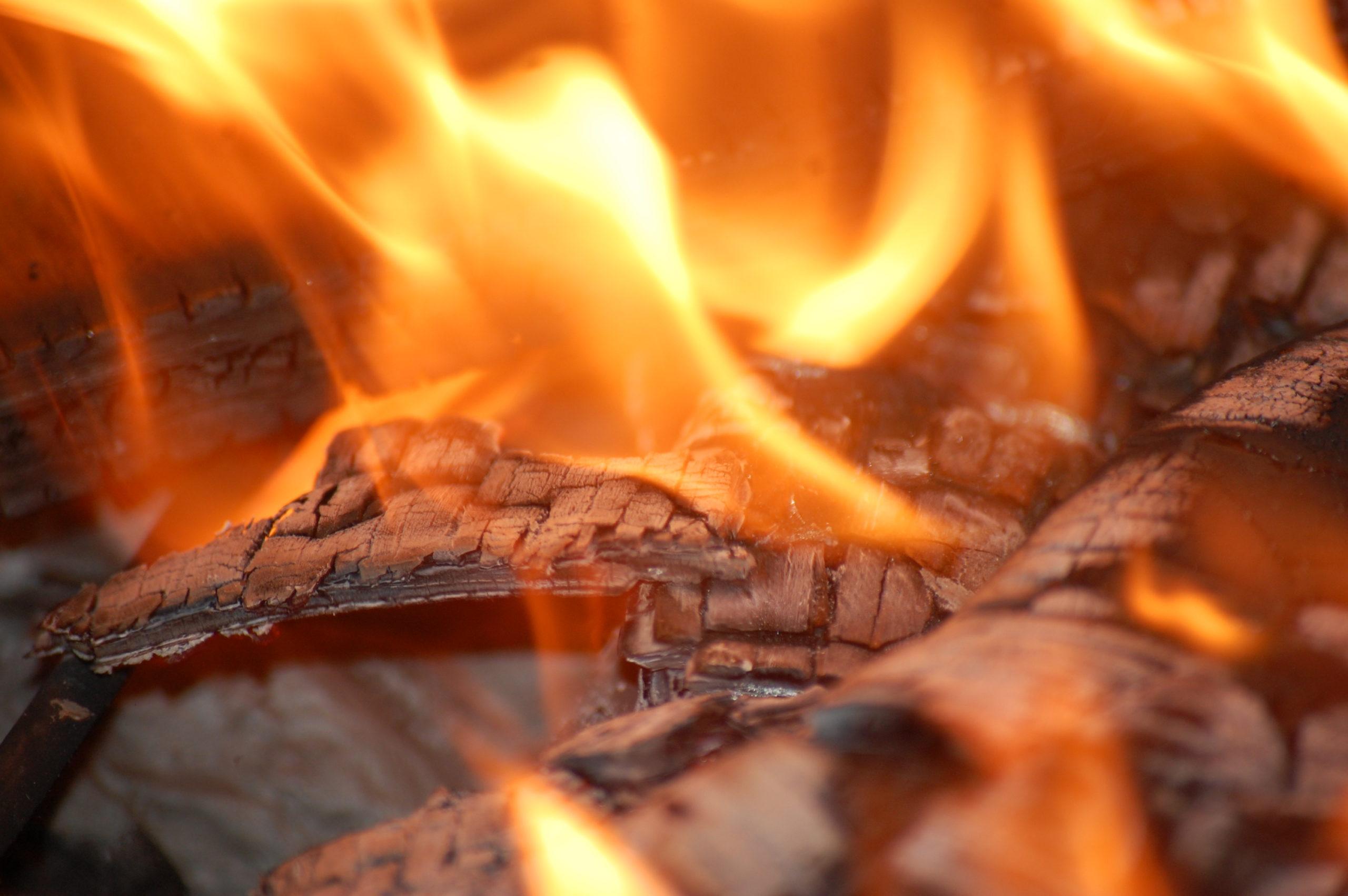 У новорічну ніч на Волині гасили дві пожежі