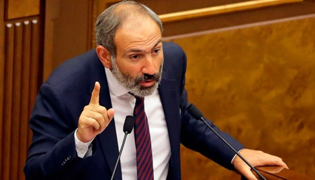 Пашинян офіційно став прем'єром Вірменії