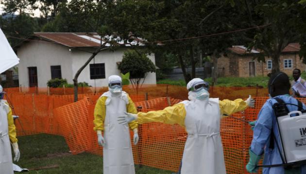 У Конго – масштабний спалах Еболи: за півроку захворіли 740 осіб
