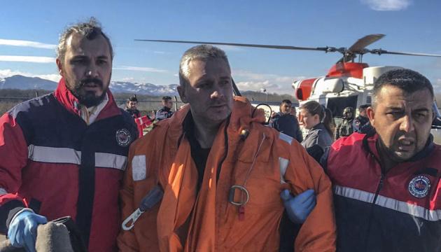 Четверо українців загинули під час аварії судна біля Туреччини