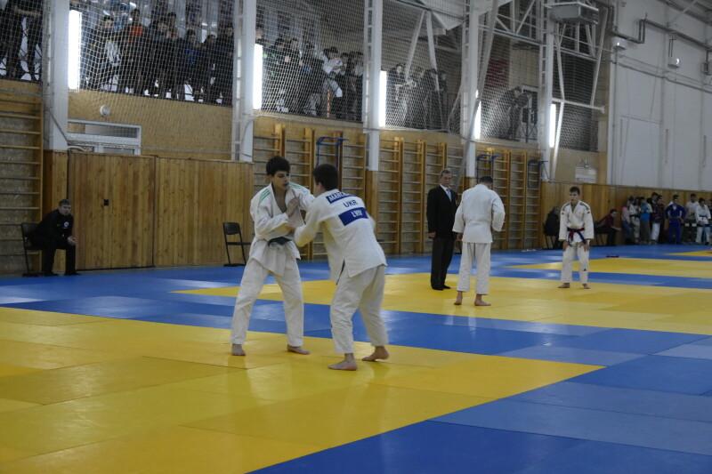 Луцьк прийняв відкритий всеукраїнський турнір з дзюдо. ФОТО