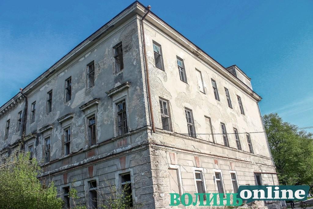Луцьк мілітарний очима російського генштабу середини XIX століття