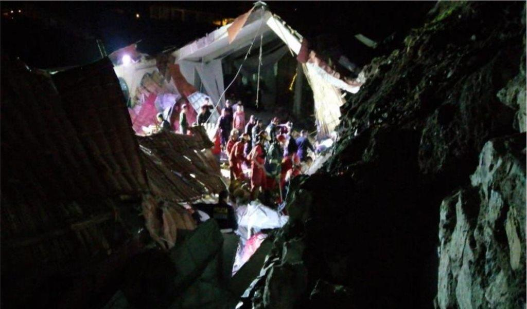 У Перу обвалилась стіна готелю: загинуло 13 людей