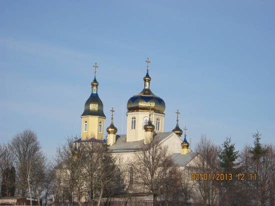 У селі на Волині пограбували церкву. ФОТО