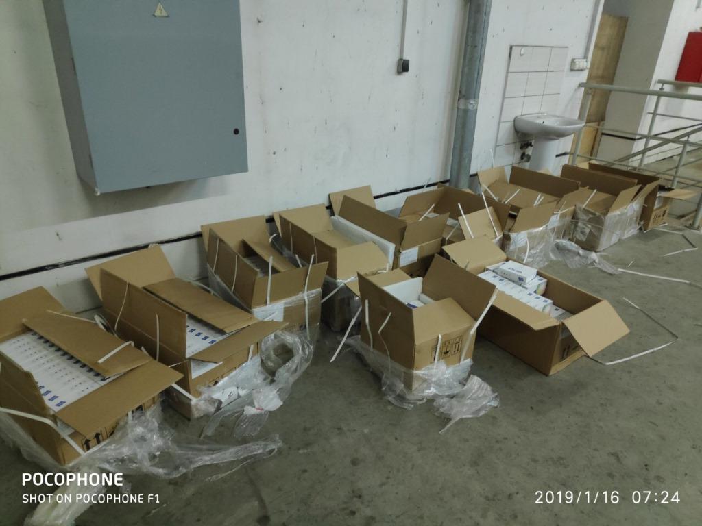 На «Ягодині» у волинянина вилучили матеріали для коронок майже на два мільйони гривень