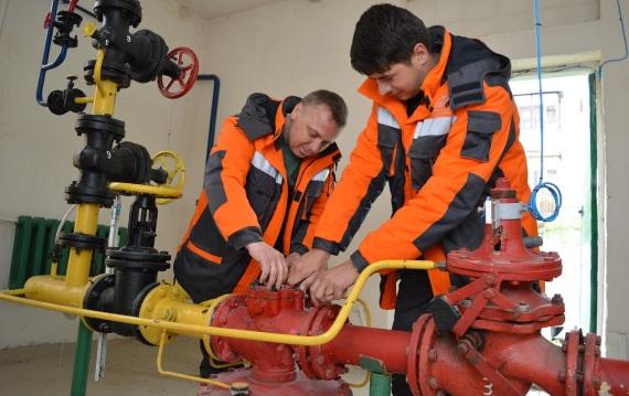 «Волиньгаз» модернізує газорозподільні мережі в області