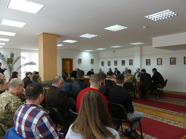 У Лесиному виші відкрили курси з перепідготовки для колишніх військовослужбовців. ФОТО