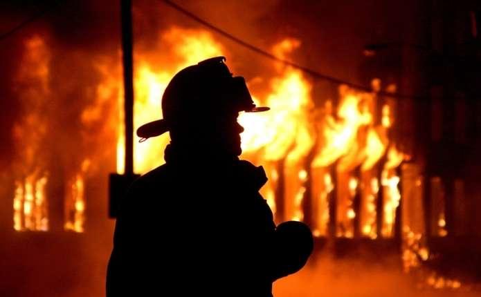 На Волині через несправне пічне опалення згорів будинок