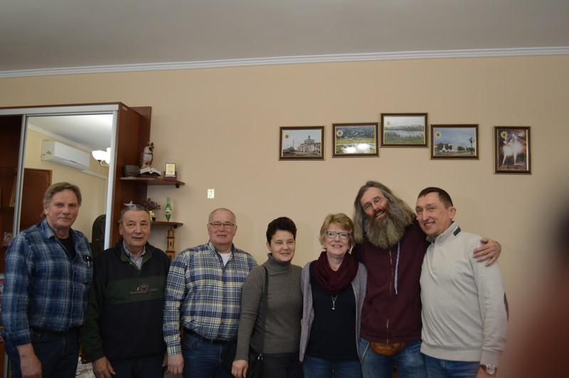 На Волинь приїхали німецькі благодійники. ФОТО