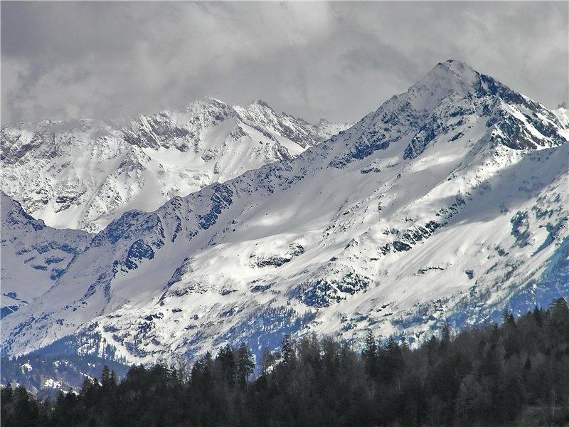 В Альпах можливе нове сходження лавин