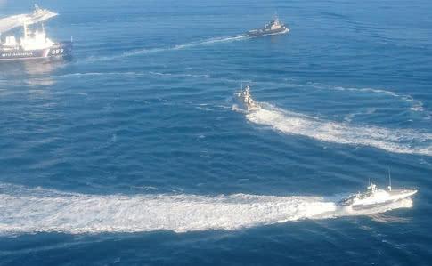 Україна подала повноцінну заяву до ЄСПЛ щодо захоплення Росією українських моряків
