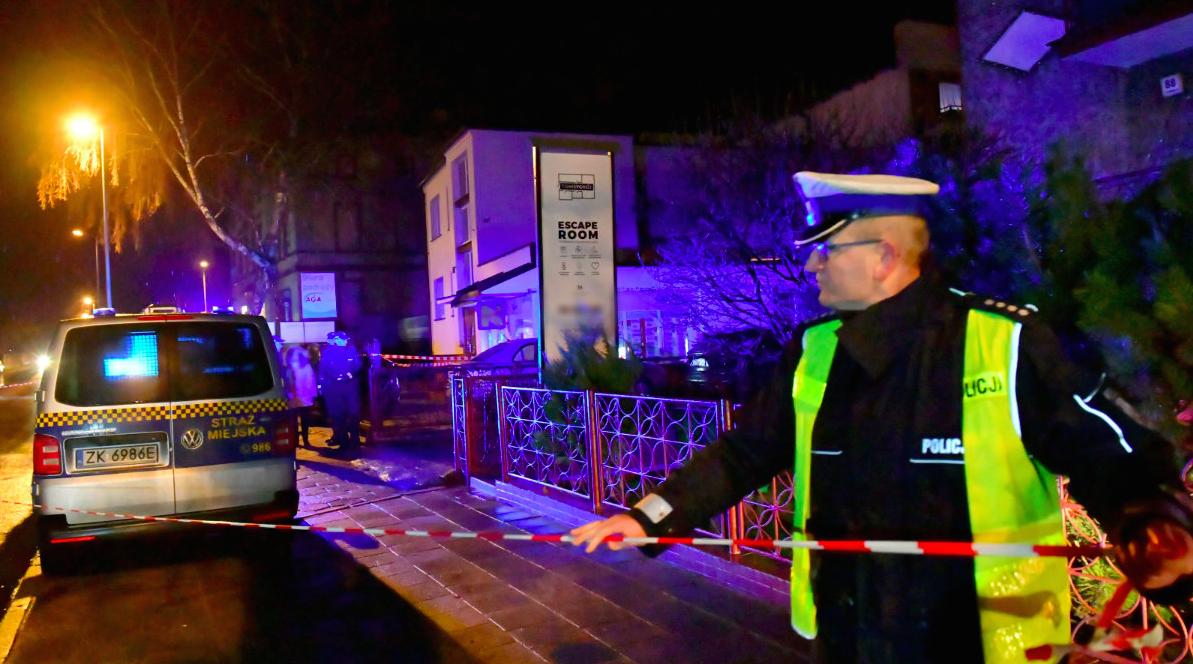 П'ятеро підлітків загинули в пожежі у квест-кімнаті в Польщі