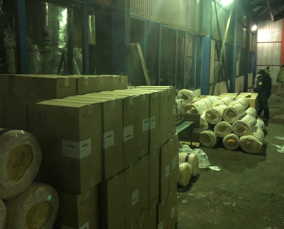 На Волині вилучили контрабанду білоруських цигарок на майже півтора мільйона гривень