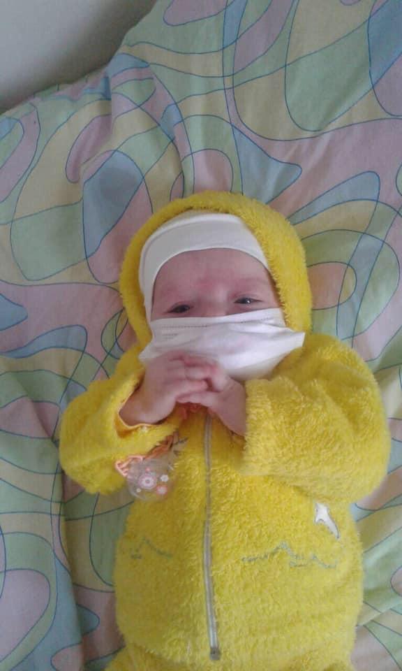 Волинян просять допомогти зібрати кошти на лікування дитини