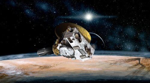 Зонд НАСА наблизився до «Краю світу»