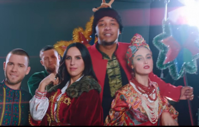 Українські музиканти записали хіп-хоп колядку