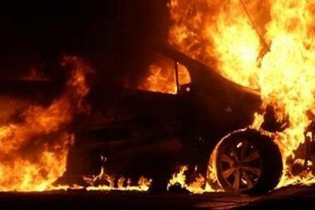 Невідомі спалили майно голови ОТГ поблизу Луцька