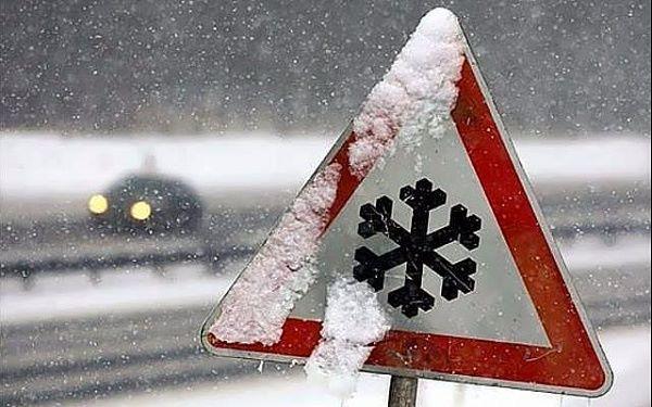 Волинських водіїв просять бути обачними через погіршення погодних умов