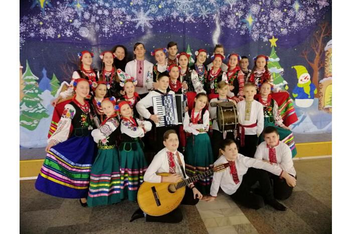 Ансамбль народної музики «Волиняни» отримав Гран-прі Міжнародного конкурсу в Білорусі