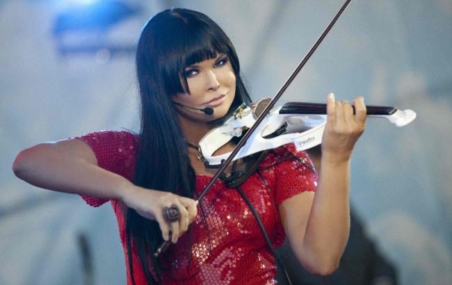 У Луцьку виступить знаменита скрипалька