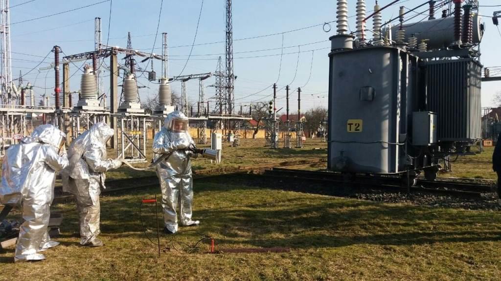 У місті на Волині «горіла» електропідстанція