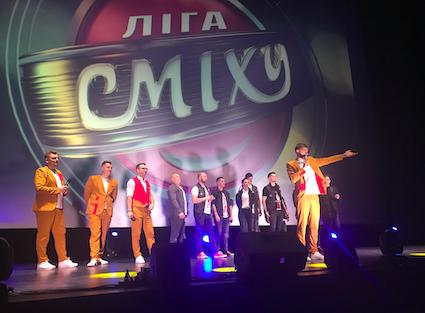 У Луцьку кандидат у президенти закликав лучан іти на вибори на благодійному концерті