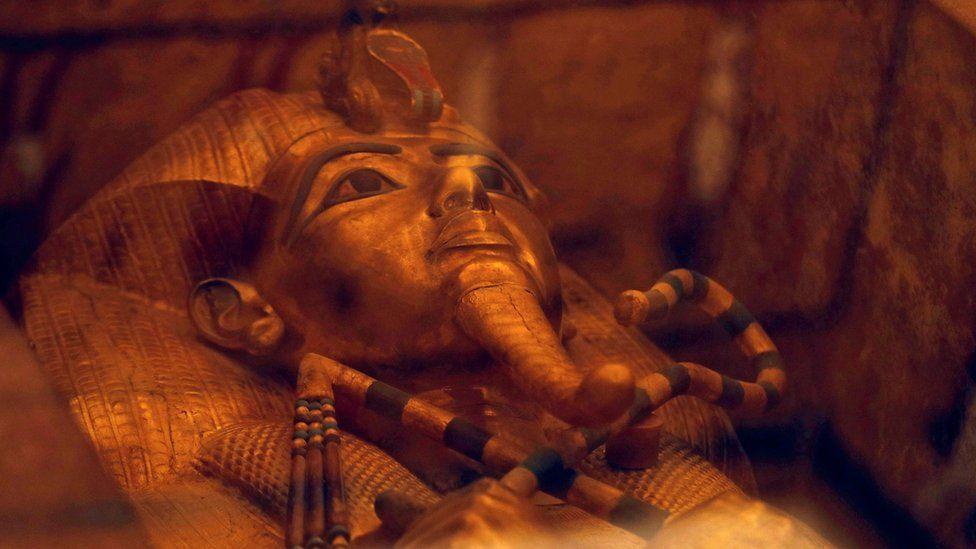 У Єгипті завершили реставрацію гробниці Тутанхамона. ФОТО